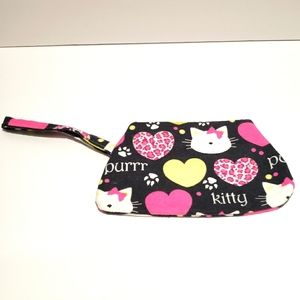 Hello kitty purse bag